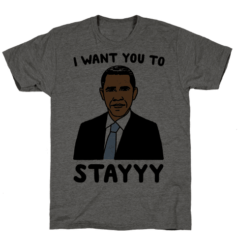 Stay Obama Parody