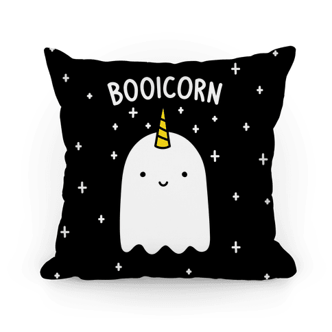 Booicorn Pillow