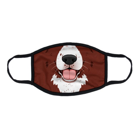 English Springer Spaniel Flat Face Mask