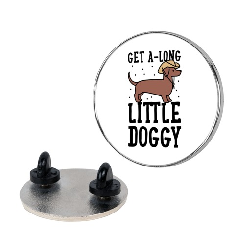 Get A-Long Little Doggy Pin