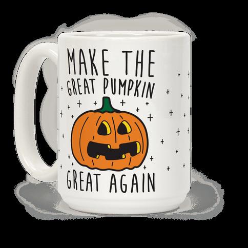 Make The Great Pumpkin Great Again