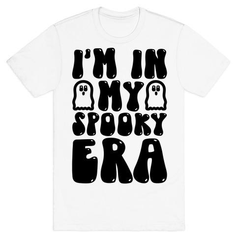 I'm In My Spooky Era Mens/Unisex T-Shirt