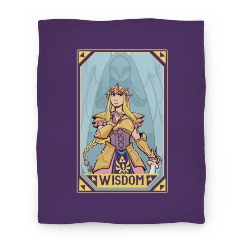 Wisdom - Zelda Blanket