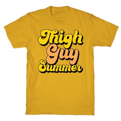 Thigh Guy Summer T-Shirt