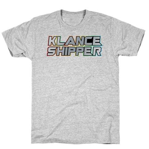 Klance Shipper Parody T-Shirt