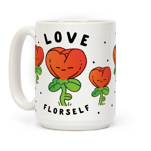 Love Florself Coffee Mug