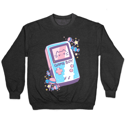 Game Boy - Trans Pride Pullover