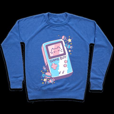Game Boy - Trans Pride Pullover