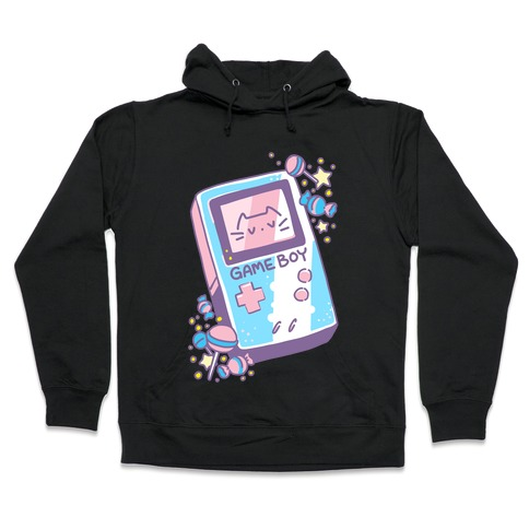 Game Boy - Trans Pride Hooded Sweatshirt