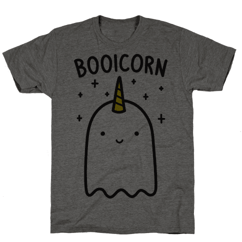 Booicorn Mens T-Shirt