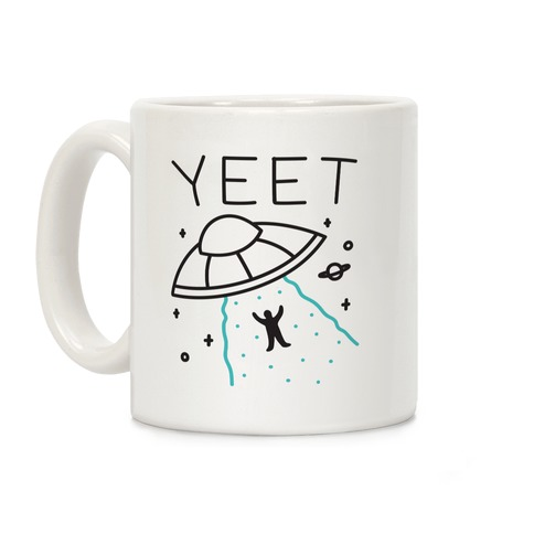 YEET UFO Coffee Mug