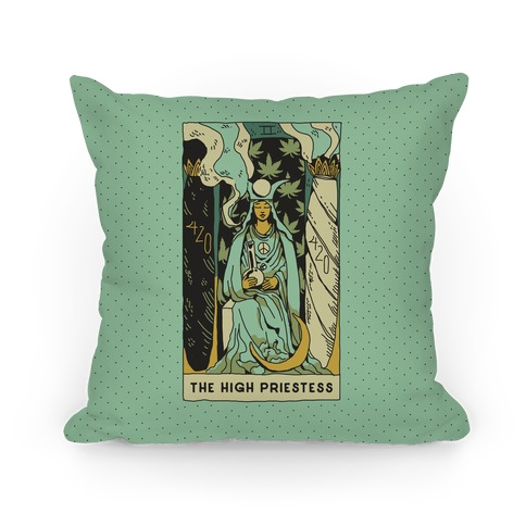 The High Priestess Pillow