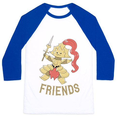 Best Friends Ornstein Baseball Tee