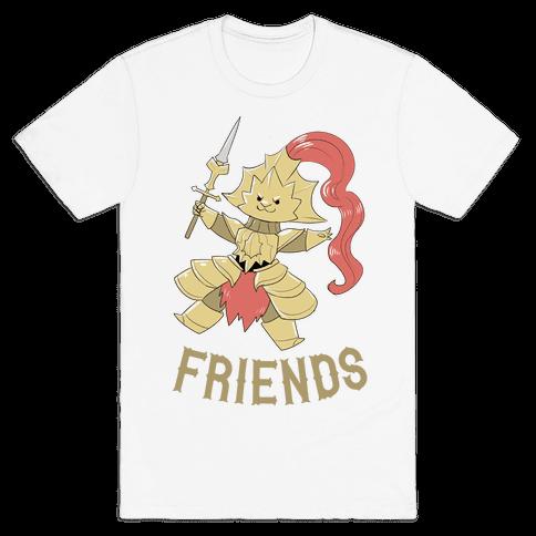 Best Friends Ornstein Mens T-Shirt