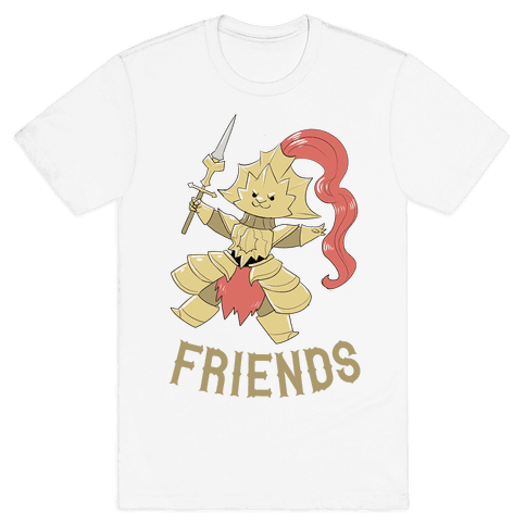 Best Friends Ornstein Mens T-Shirt