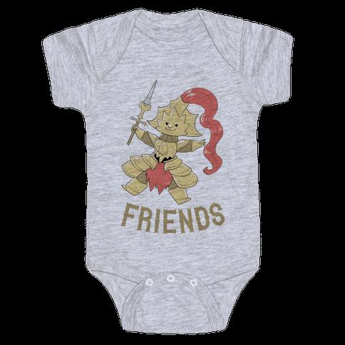 Best Friends Ornstein Baby Onesy