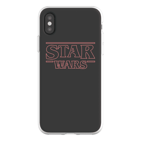 Star Wars Things Phone Flexi-Case
