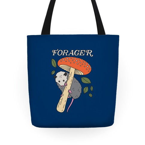 Forager Opossum Tote