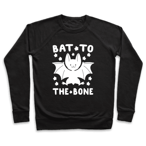 Bat to the Bone Pullover