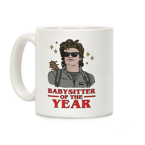 Babysitter of the Year Coffee Mug