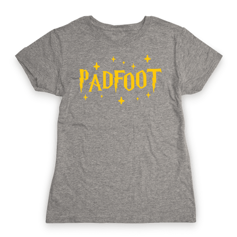 Padfoot Best Friends 2 Womens T-Shirt