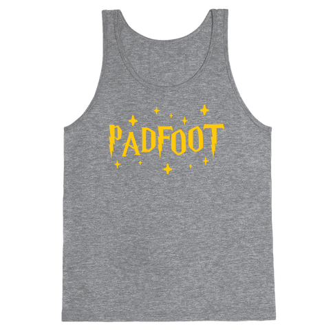 Padfoot Best Friends 2 Tank Top