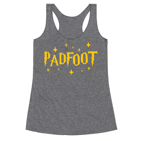 Padfoot Best Friends 2 Racerback Tank Top