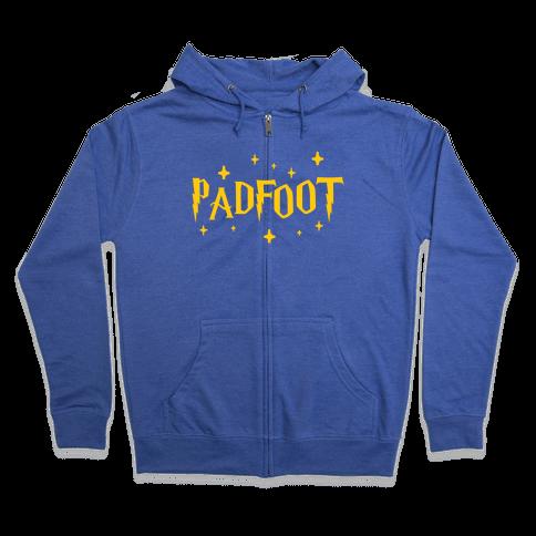 Padfoot Best Friends 2 Zip Hoodie