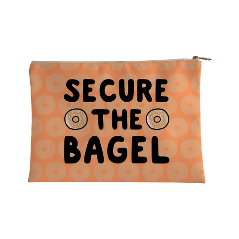 Secure the Bagel Accessory Bag