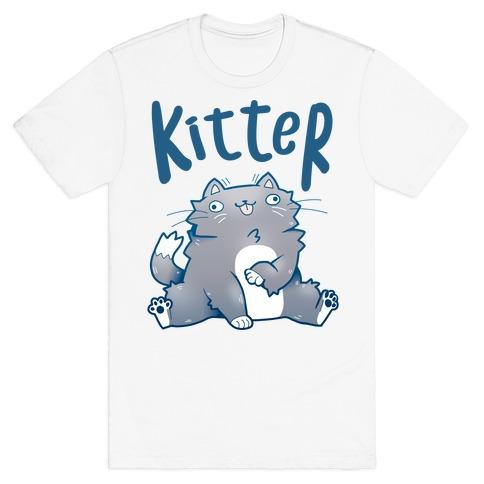 Kitter Mens/Unisex T-Shirt