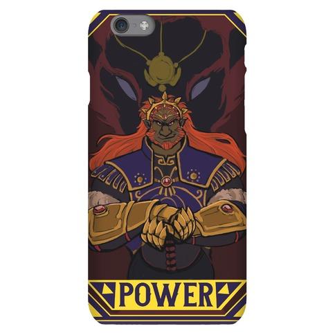 Power - Ganondorf Phone Case