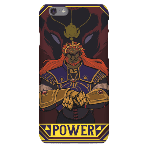Power - Ganondorf Phone Case