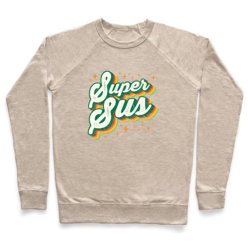 Super Sus Pullover