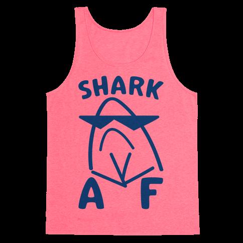 Shark AF Tank Top