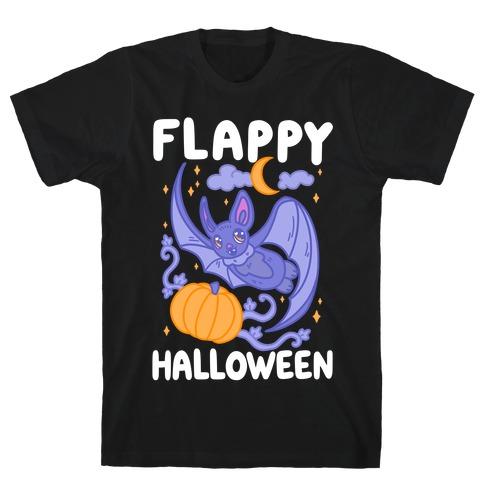 Flappy Halloween Bat T-Shirt