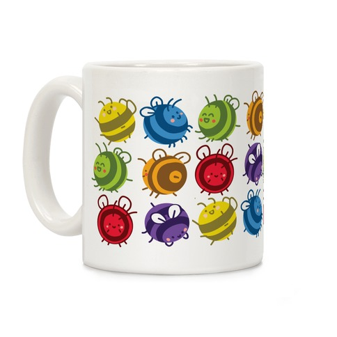 Orb Bees Coffee Mug