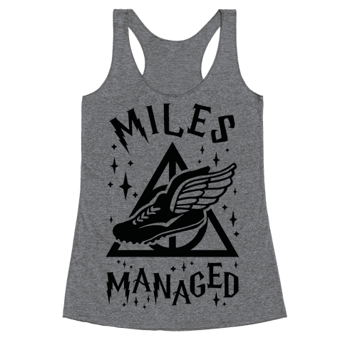 Miles Managed Racerback Tank Top