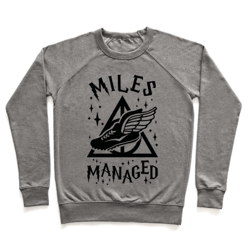 Miles Managed Pullover