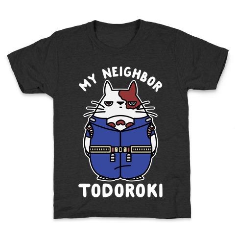 My Neighbor Todoroki Kids T-Shirt