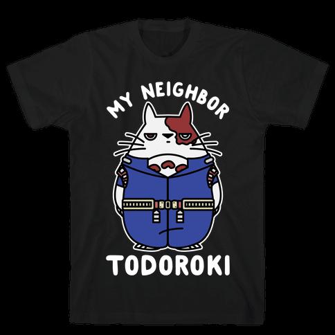 My Neighbor Todoroki Mens/Unisex T-Shirt