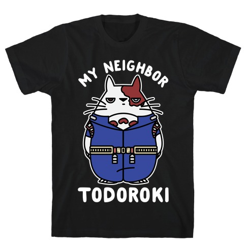 My Neighbor Todoroki Mens T-Shirt