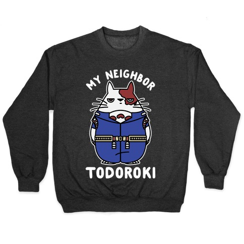My Neighbor Todoroki Pullover