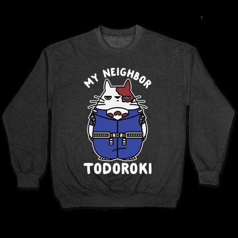 My Neighbor Todoroki Pullover