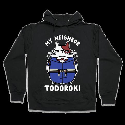 My Neighbor Todoroki Hooded Sweatshirt