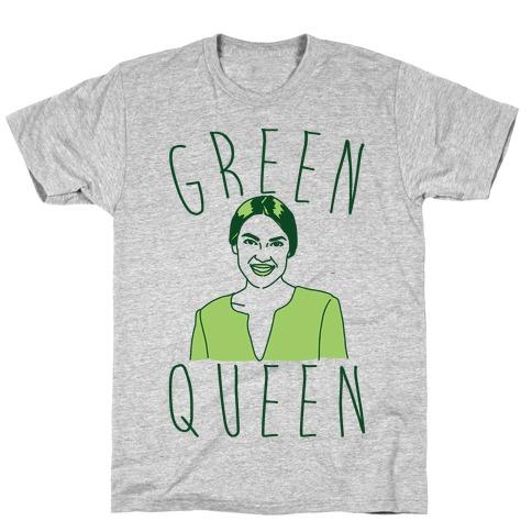 Green Queen AOC T-Shirt