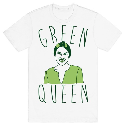 Green Queen AOC T-Shirt