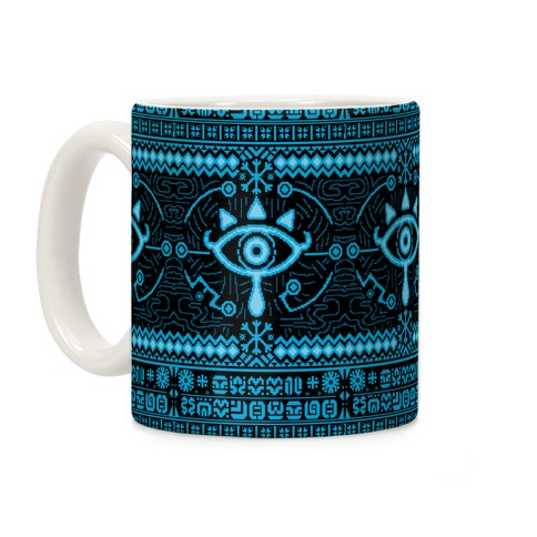 Gamer Ancient Technology Sweater Coffee Mug