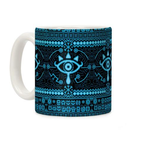 Gamer Ancient Technology Sweater Coffee Mug
