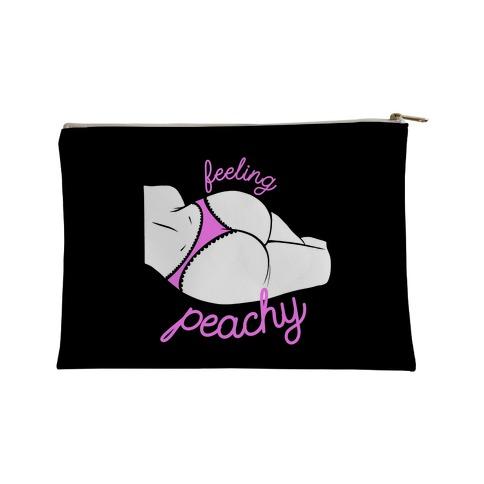Feeling Peachy Accessory Bag