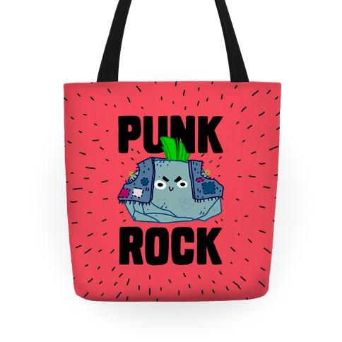 Punk Rock Tote